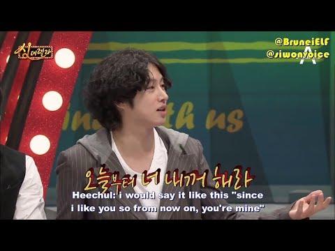 [ENGSUB] 170120 Singderella EP11 - bad guy Kim Heechul Mp3