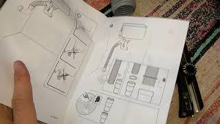 Обзор и установка своими руками сифона кухонной мойки Лиллвикен (Lillviken) из Ikea.