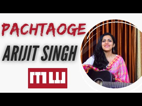 Arijit singh: Pachtaoge Easy Guitar Chords Lesson | Simple
