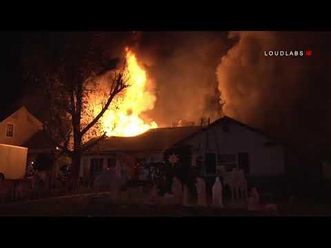 Residential Structure Fire 2nd of Evening / San Bernardino  12.30.18
