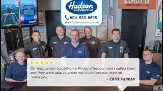 Hudson car mechanics  Near By Reviews Langley BC