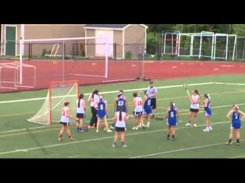 #23 Ashley Maddox - Goaltender: Bedford High School, Bedford, NH: HIGHLIGHT REEL