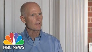 Florida Governor Rick Scott Accuses Election Officials Of 'Rampant Fraud' | NBC News