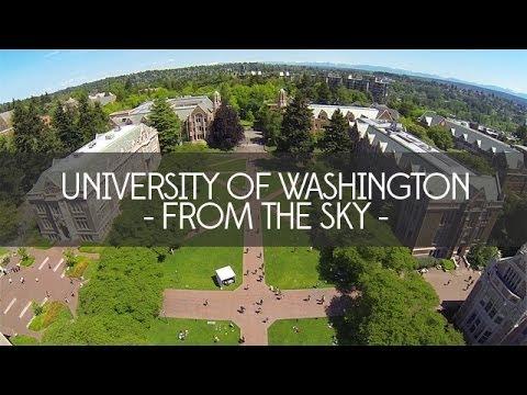 University of Washington - From the Sky | DJI Phantom