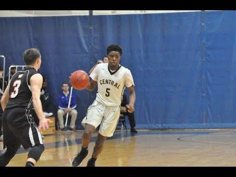 Springfield Central's Anthony Kelley beats buzzer with dunk in WMass semis