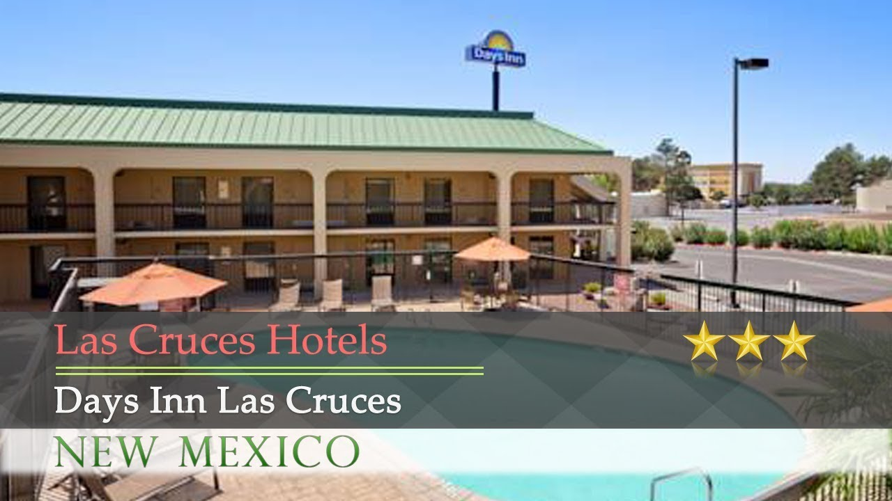 days inn las cruces las cruces hotels new mexico youtube. Black Bedroom Furniture Sets. Home Design Ideas