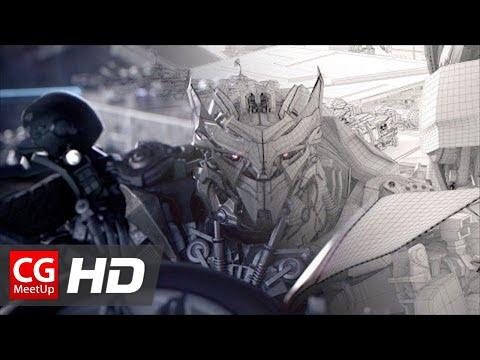 "CGI Making of HD ""Making of Transformers GS5"" by The Post Bangkok | CGMeetup"