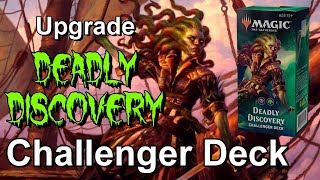 How to Upgrade the Deadly Discovery Challenger Deck