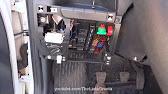 ремонт предохранителя - YouTube