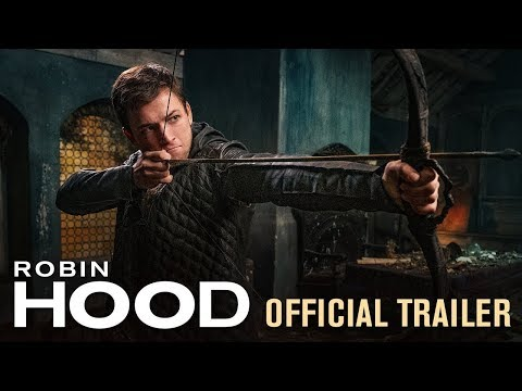 Robin Hood - Official Trailer  [ ตัวอย่าง ซับไทย ] - วันที่ 04 Oct 2018