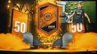 ME EXPULSAN JUGANDO AL FUTBOL Y ABRO 50 MEJORAS DE ORO!! ULTIMATE SCREAM PACK OPENING!   FIFA 19