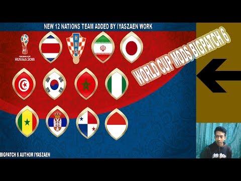 WORLD CUP MODS