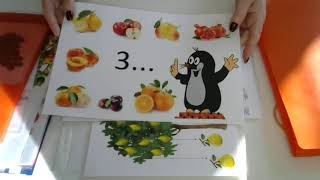 тема   сад фрукты    старшая группа