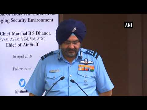 Deployment of aircraft has increased in Tibetan Autonomous Region: BS Dhanoa