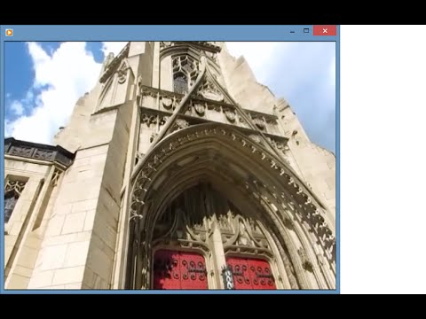 Surroundings & interior views of Heinz Memorial Chapel, Pittsburgh, Pennsylvania, USA