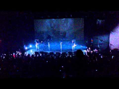 U.N.K.L.E. Live @ Principal Club Theatre [Thessaloniki,GR]