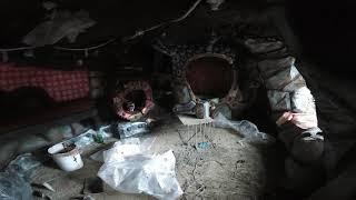 домик  для детей.  грот   пещера  . декоративный  камень цемент.   обзор  работы