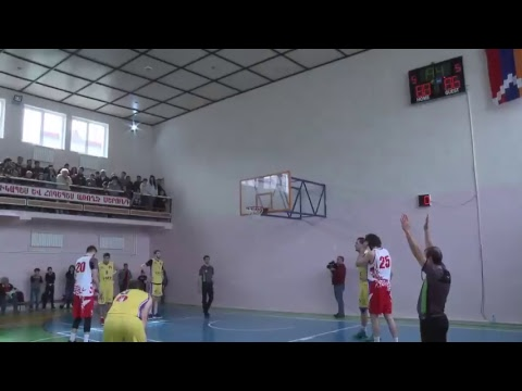 Artsakh VS Urartu-Vivaro 24.03.2018