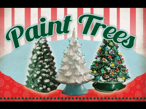 Paint Trees!