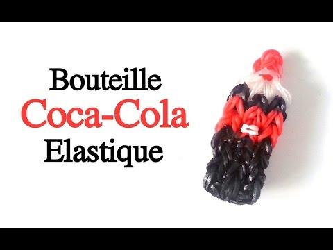 comment faire une bouteille coca cola avec des élastiques sans
