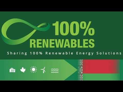 Sharing 100% Renewable Energy Solutions: Belarus