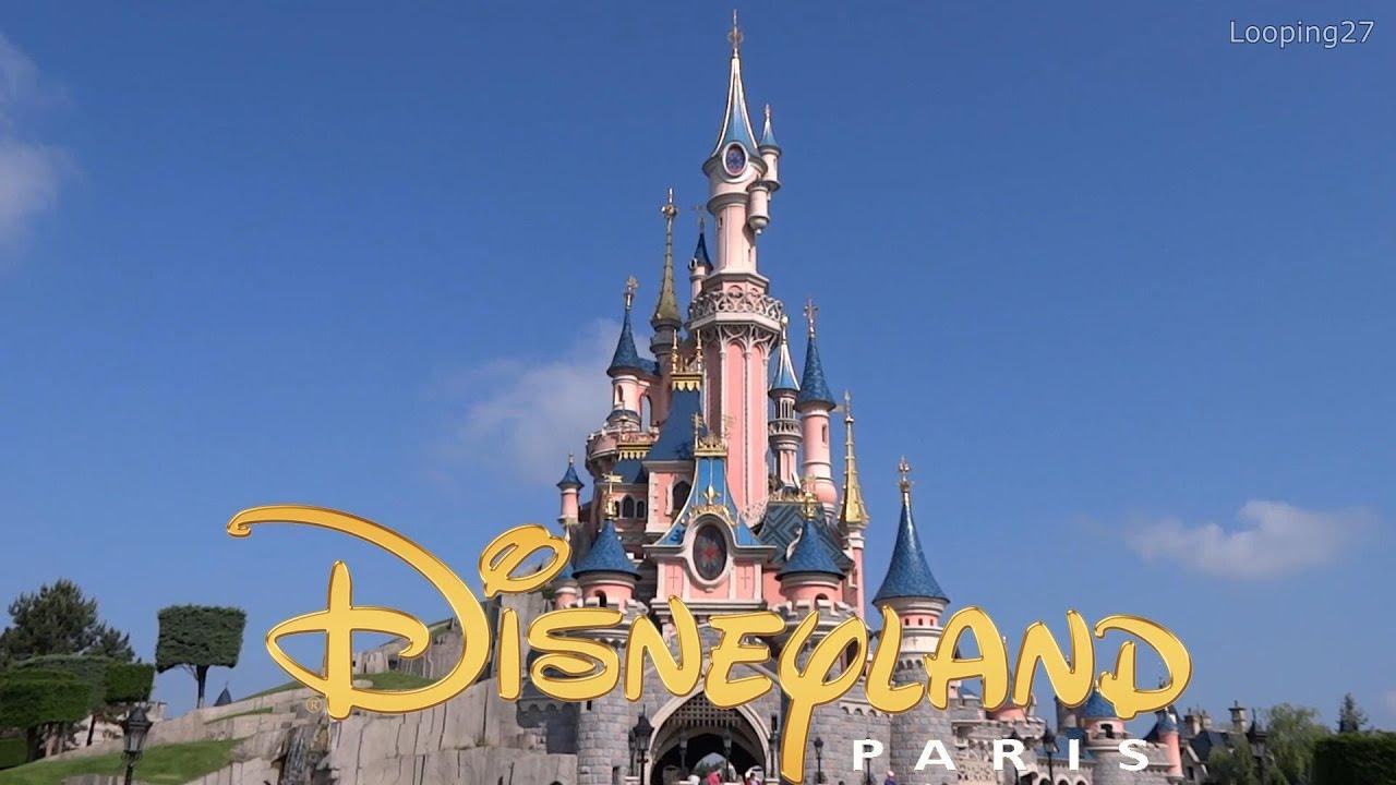 Disneyland paris -معلومات عن دزني لاند باريس - YouTube