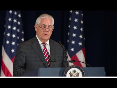 REX TILLERSON JUST STOOD AND RUINED THE UNITED NATIONS TODAY WITH ONE BRILLIANT MOVE!