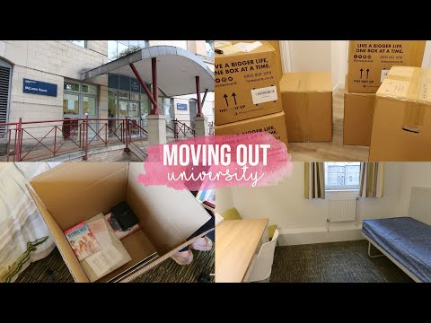 MOVING OUT UNI | Bye McLaren House