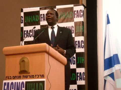 ATLAS SHRUGS: SIMON DENG IN JERUSALEM : COUNTER JIHAD CONFERENCE