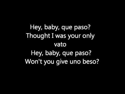 Texas Tornados - Hey Baby Que Paso [Lyrics] - HD