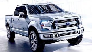 Doug Scott Talks Ford Atlas Concept! Plus Small Trucks & GM, Dodge & Toyota Rivals! – WOT Episode 64