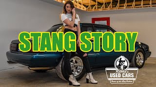Stang Story - Rabbit's Used Cars
