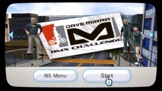 One Dollar Gaming - Dave Mirra BMX Challenge with Queuescape!