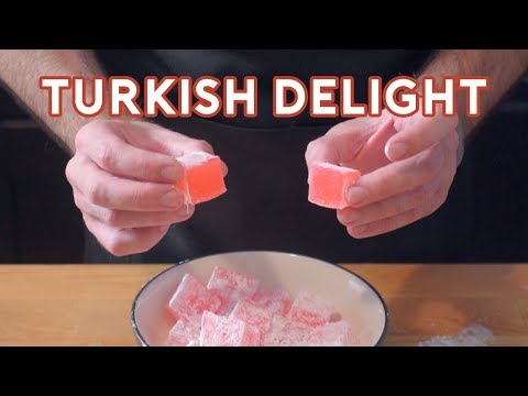 Binging with Babish: Turkish Delight from Chronicles of Narnia