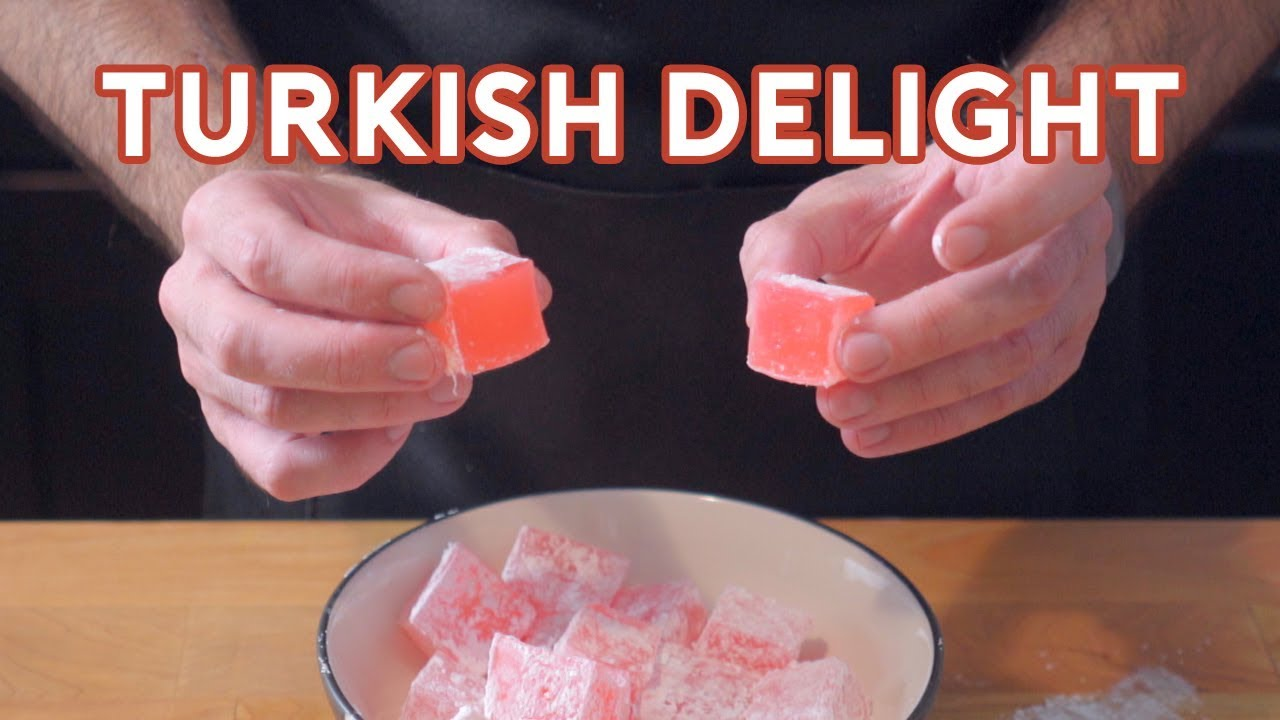 Download Binging with Babish: Turkish Delight from Chronicles of Narnia