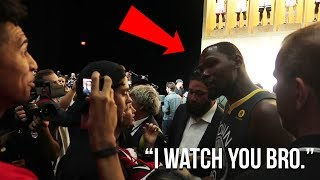 PROOF KEVIN DURANT WATCHES MY VIDEOS JESSER GETS REJECTED Not Clickbait