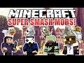 MAGMA-CUBE ist OP?! mit Taddl & GLP & Zombey - Super Smash Mobs MINECRAFT   ungespielt