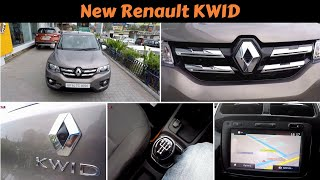 New Kwid 2018 | Special Features Loaded | Car Review- Hindi | Ujjwal Saxena