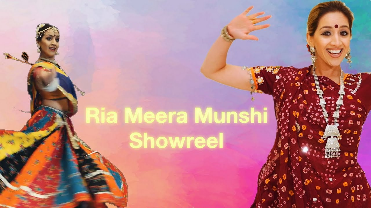 Ria Meera Munshi | Bollywood Dancer | Choreographer | Teacher | Manchester