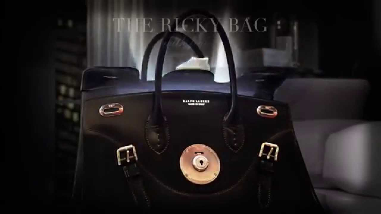Ricky Bag with Light. Ralph Lauren 67458f63eb029