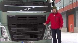 Truck Motors - uus Volvo FH Globetrotter