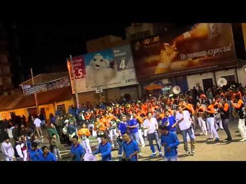 Caporales CBN y la Banda Union Juvenil