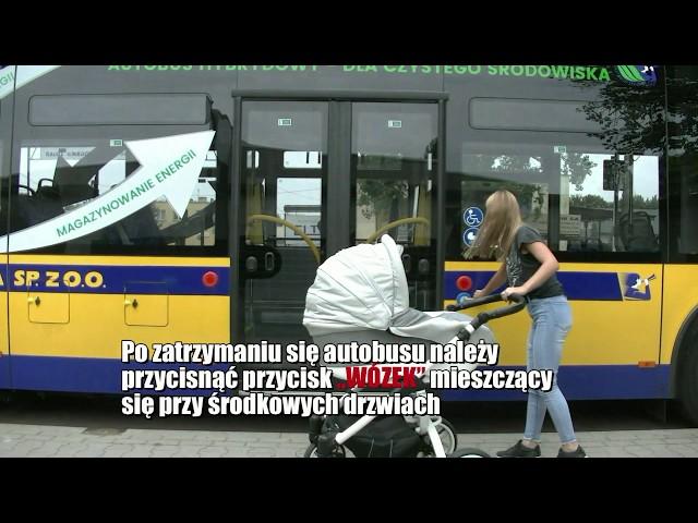 Instrukcja transportu wózka dzieci?cego