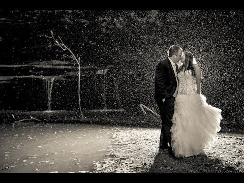 Wedding Photography in the Rain- A REAL Wedding Workshop in Hocking Hills by Jason Lanier