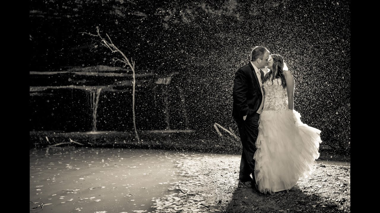 Wedding Photography In The Rain- A REAL Wedding Workshop