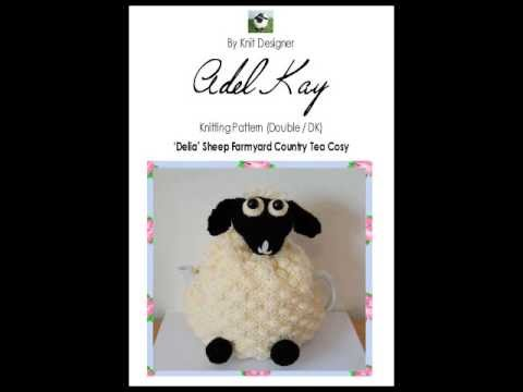 Adel Kay Knitting Patterns Are Now Available For Kindle Users As