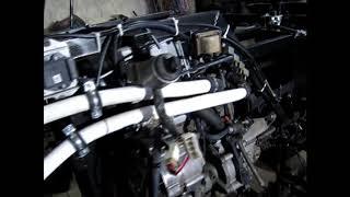 Самодельный квадроцикл с двигателем от ОКИ. Обзор готового квадроцикла. ТУЙЖУГ