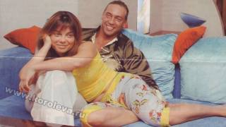 Наташа Королева фотосессия 2005 для ж.ТВ парк   Семейный альбом