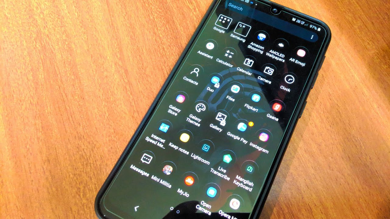Top 5 Apps for Samsung galaxy M21