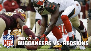 Howard Jones Scoops & Scores a 43-Yard TD! | Buccaneers vs. Redskins | NFL